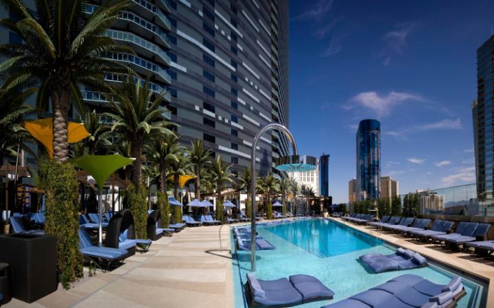 Отель The Cosmopolitan в Лас-Вегасе