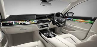 BMW Individual 7 серии от Эстер Малангу