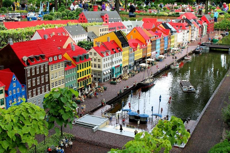 Legoland, Дания