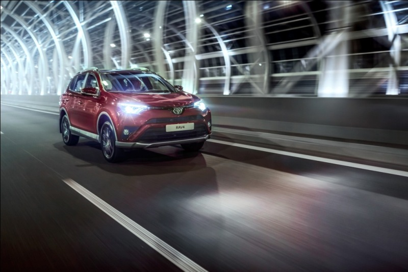Toyota RAV4 Exclusive