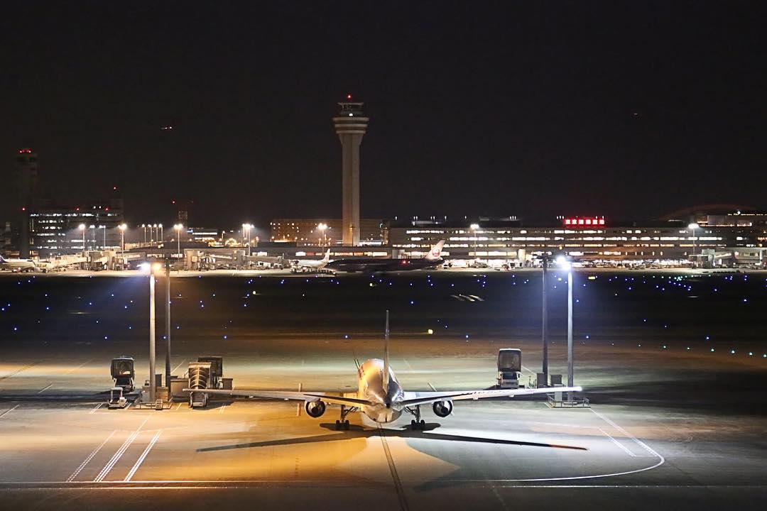 Спокойствие и безопасность - кредо аэропорта Ханэда