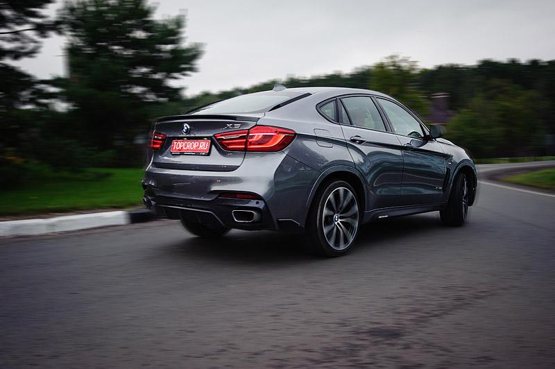 м пакет BMW X6