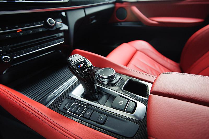 Коробка передач в BMW X6