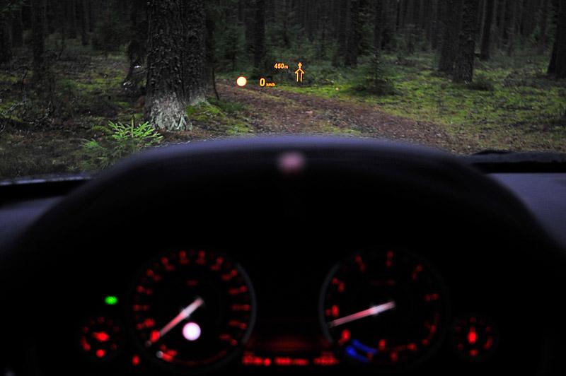 проекция BMW X6