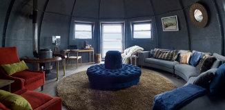 отель на северном полюсе