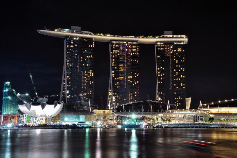 Marina Bay Sands, Дубай