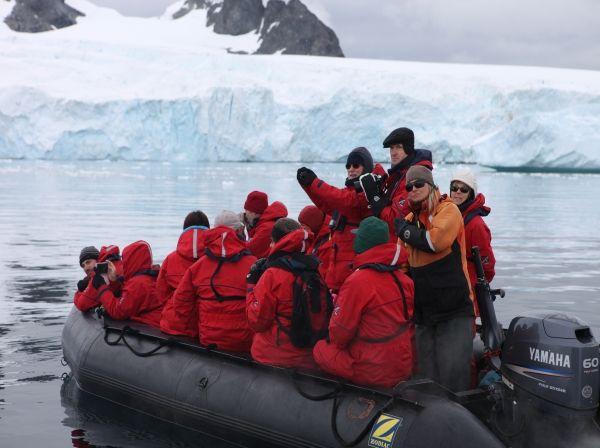 Antarctic Biennale.
