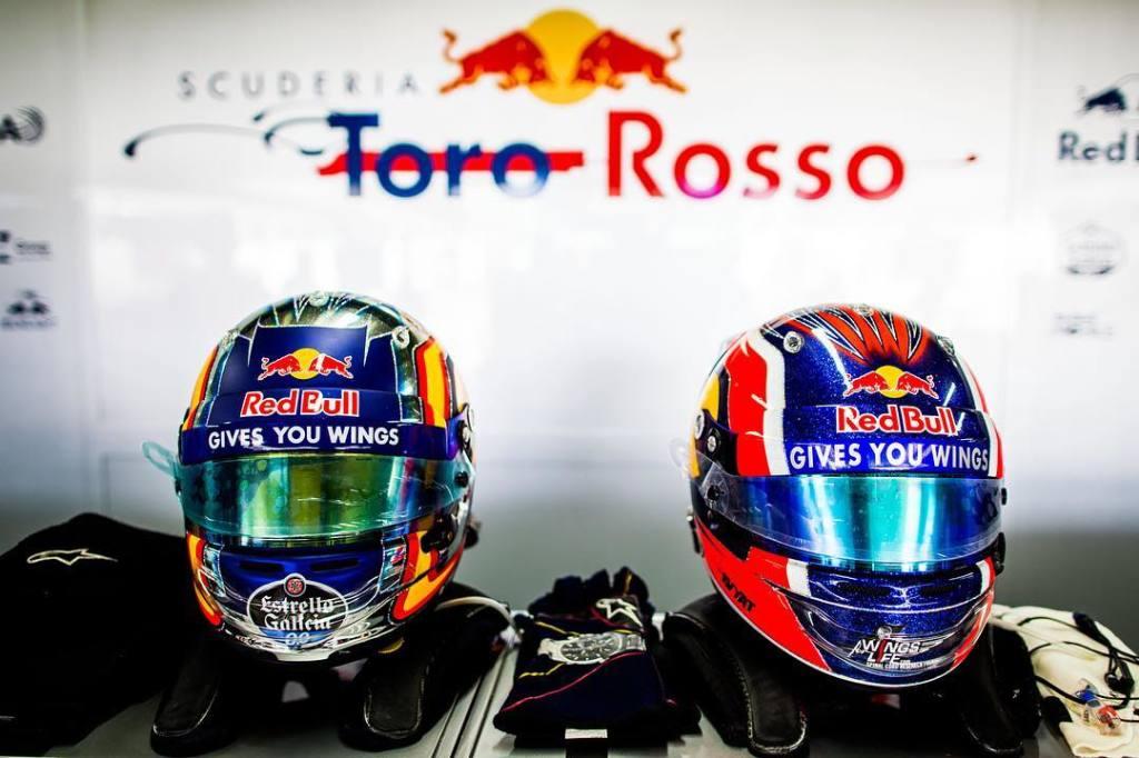 Scuderia Toro Rosso.