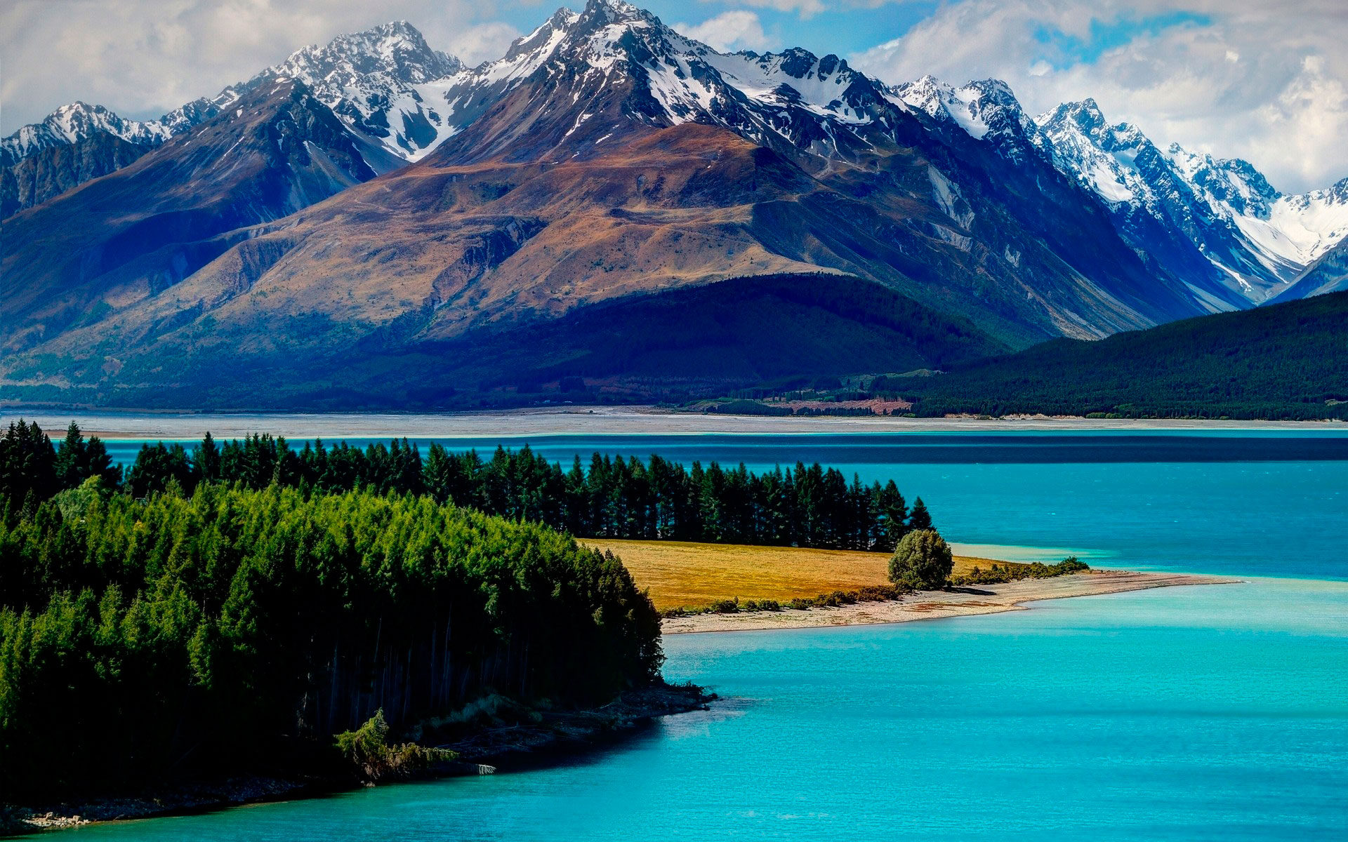 №4. Новая Зеландия.