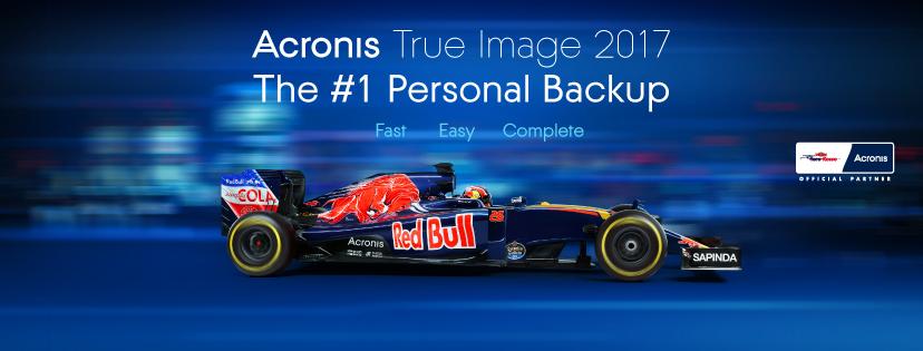 Acronis & Toro Rosso