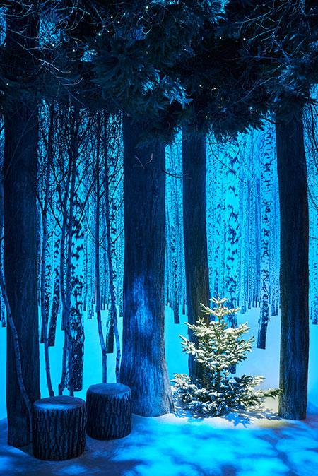 Claridge's Christmas Tree 2016