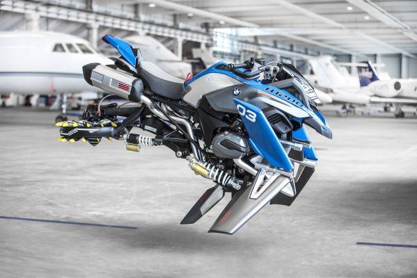 LEGO Technic Hover Ride.