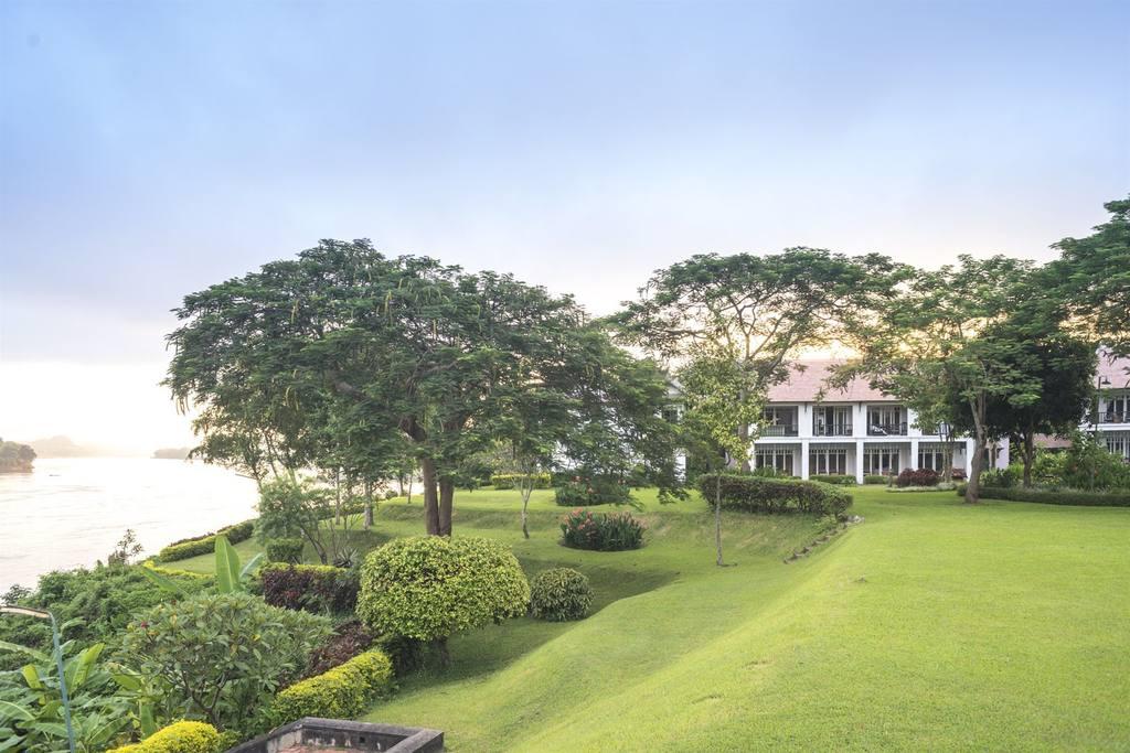 Отель в Лаосе