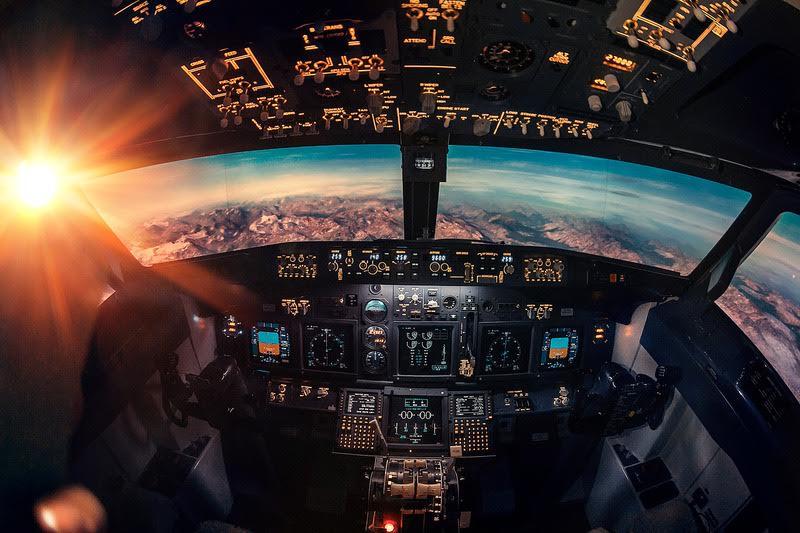 Авиасимулятор Boeing в Москве