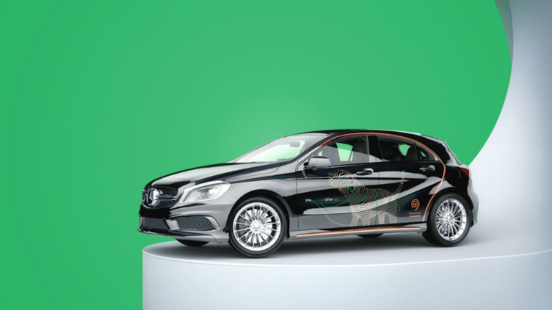 YouDrive - Mercedes A-Класса