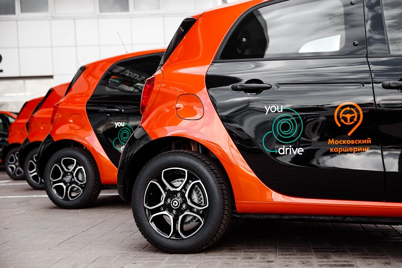 YouDrive smart forfour