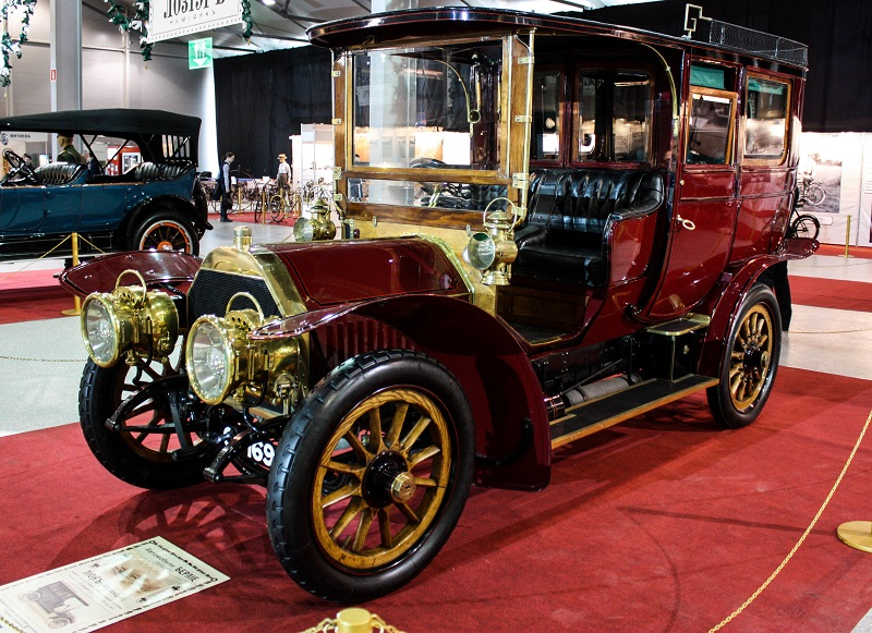 Berliet 40HP, 1906