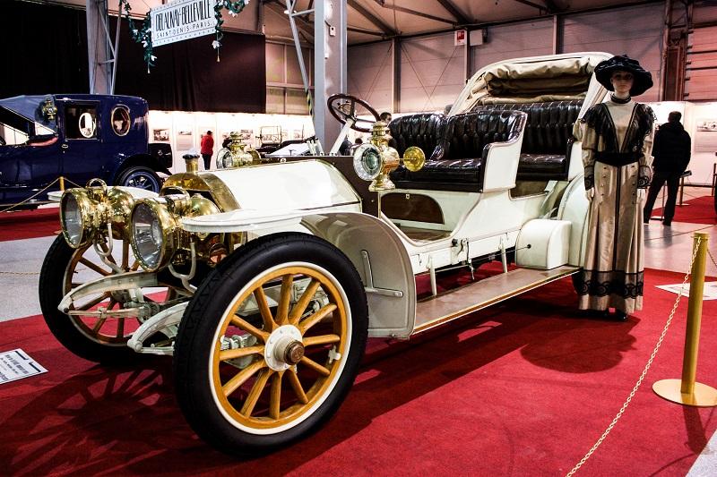 Mercedes Simplex 28/32PS, 1905