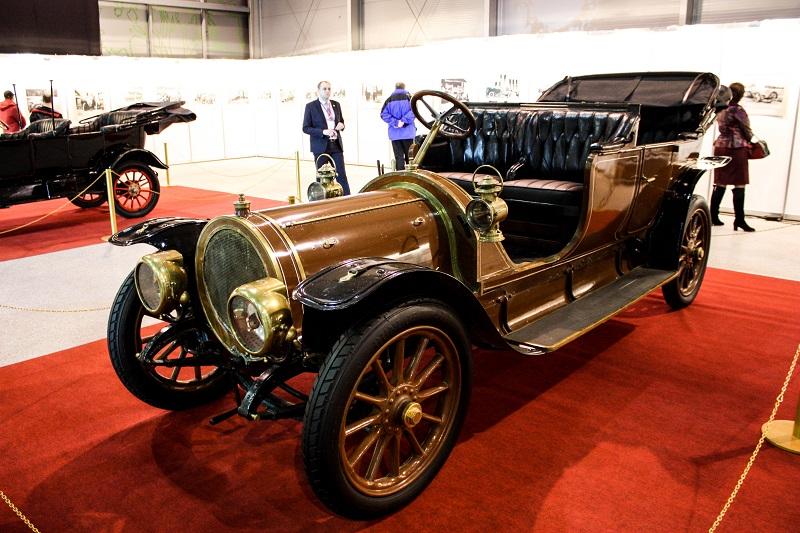 Delaunay-Belleville 40HP, 1905