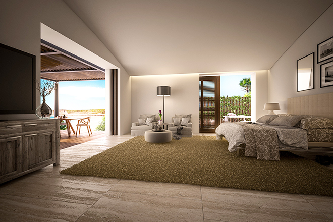 The Ritz-Carlton Reserve Residence в Los Cabos.