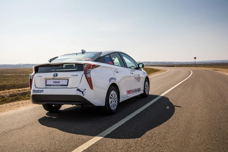 Кетчер-кар Toyota Prius