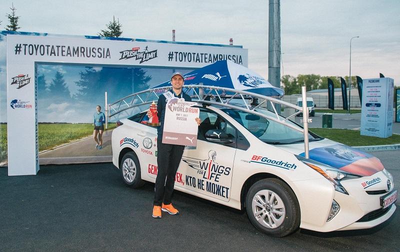 Победитель Константин Шишов