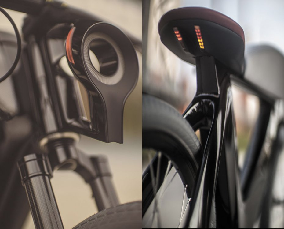 Bicicletto electric bicycle.