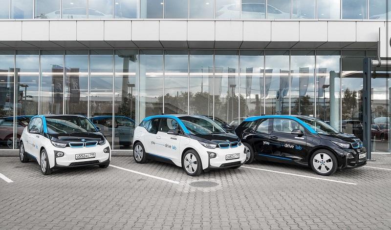 BMW i3 в YouDrive
