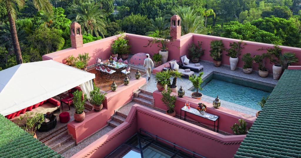 Отели Марокко - 5-звездочный дворец