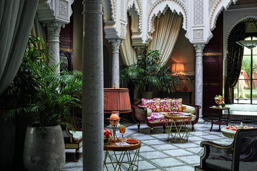 Марокко: отель 5 звезд