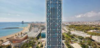 Барселона панорама
