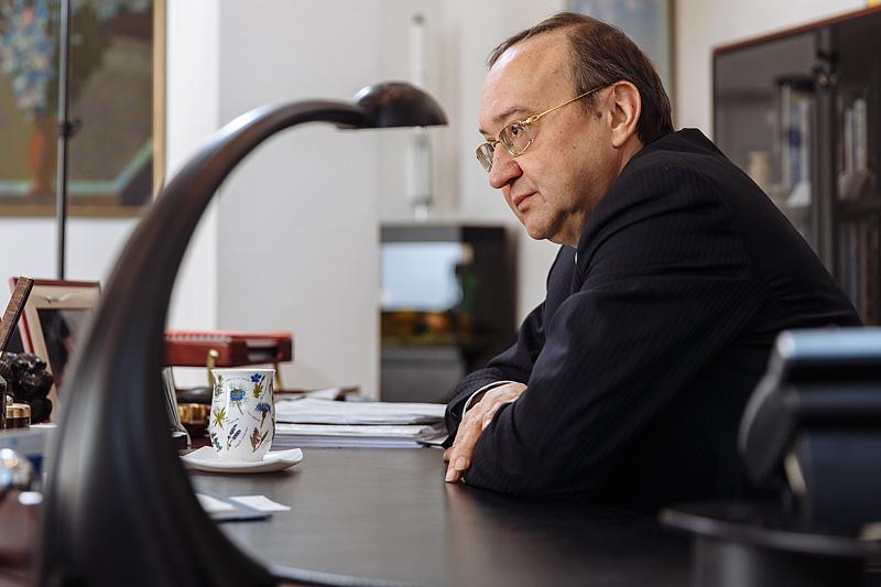 Михаил Николаев форбс