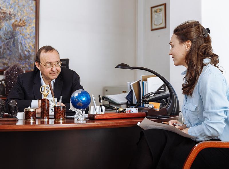 Михаил Николаев интервью