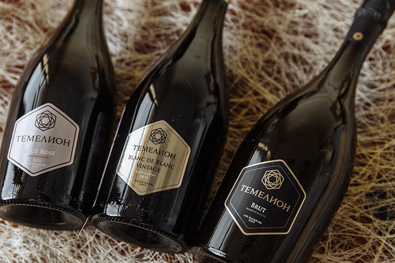 шампанское темелион