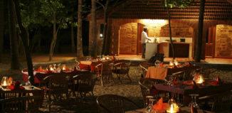 Повара в отеле SwaSwara готовят только полезные блюда