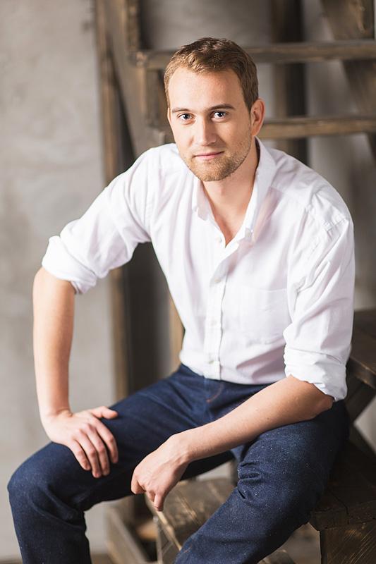Михаил Николаев младший
