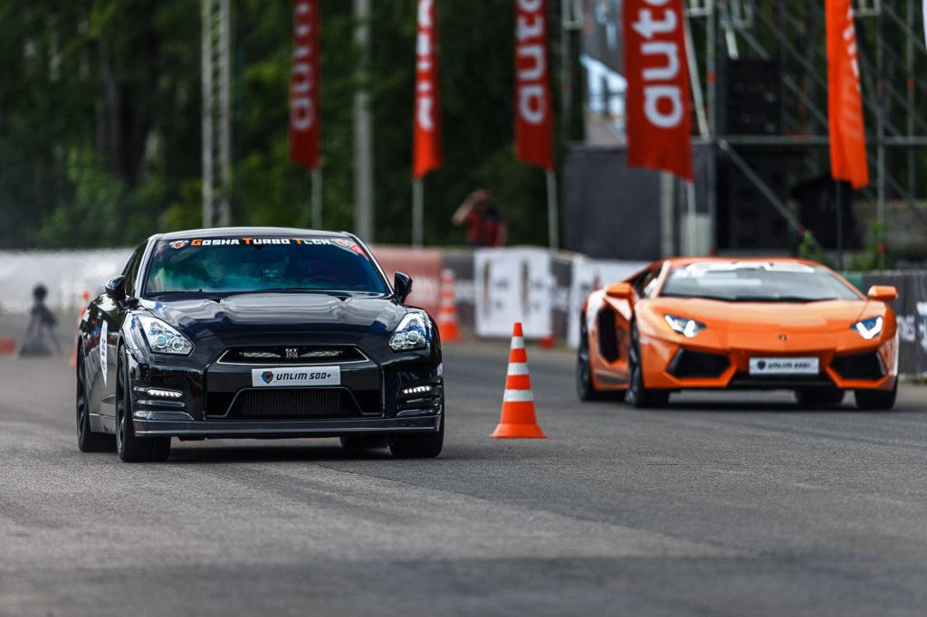 На фестиваль суперкаров Unlim 500+ съедутся автомобили мощностью выше 1000 лошадиных сил.