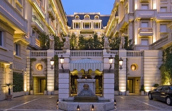 Hotel Metropole Monte-Carlo - один из самых легендарных отелей Монако