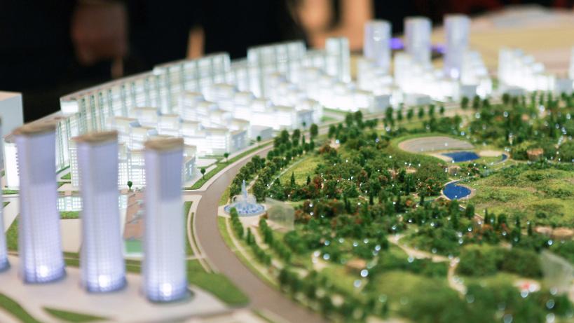 Конкурс макетов «Москва глазами молодых градостроителей»
