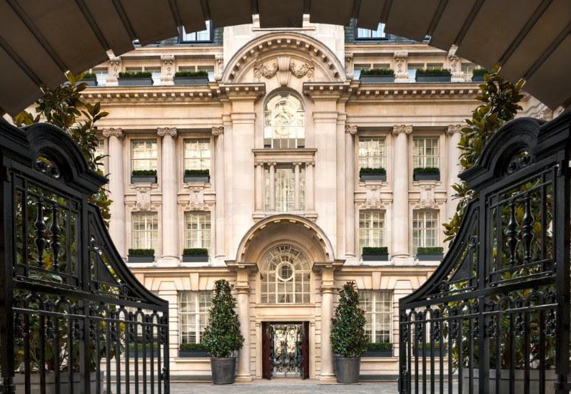 Отель Rosewood London в сердце Лондона