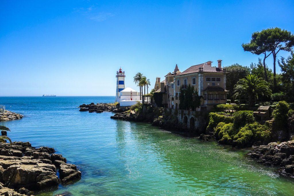 Яхтенное путешествие в Португалии