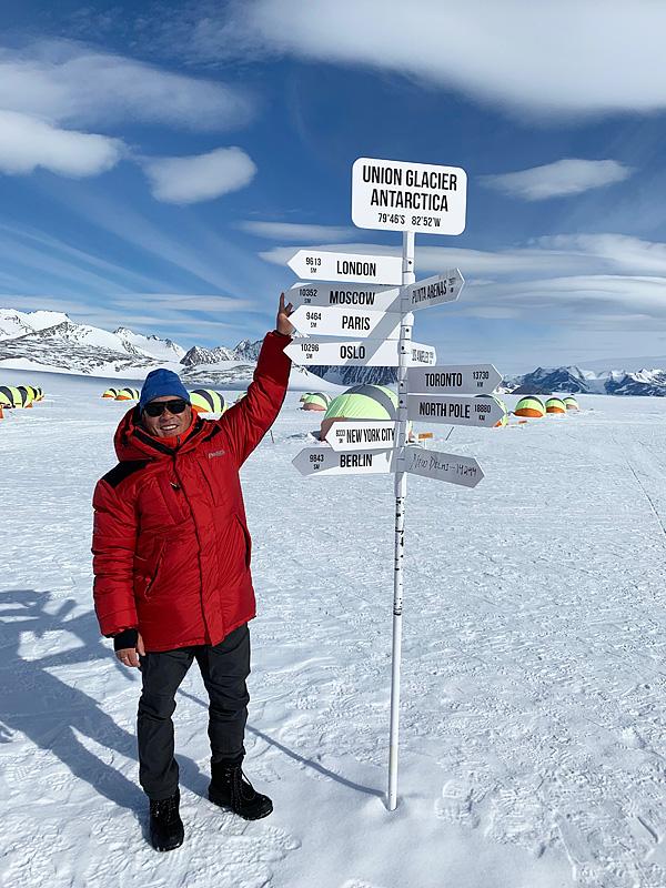 union glacier antarctica