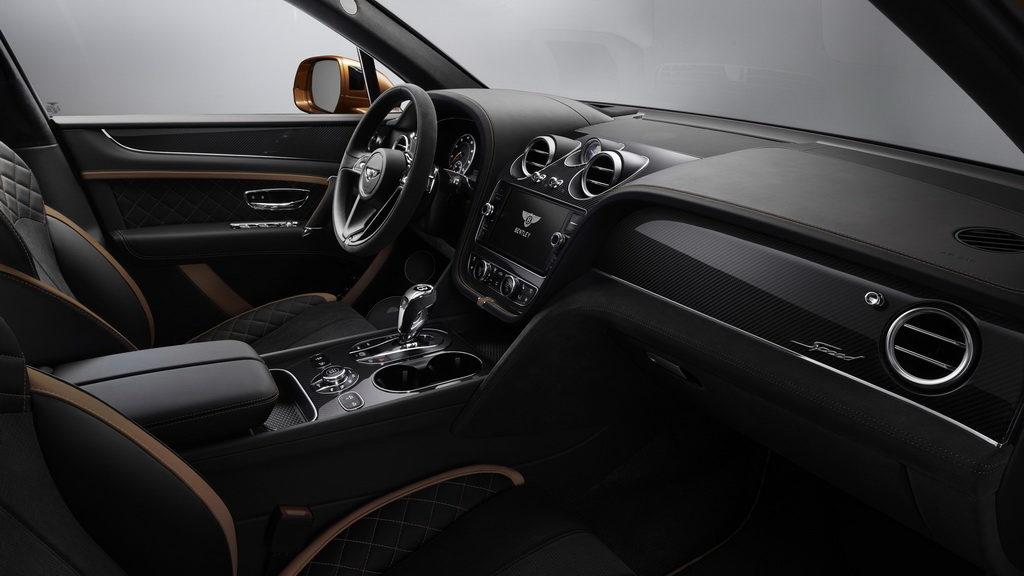 цена Bentayga Speed - 16 000 000 рублей