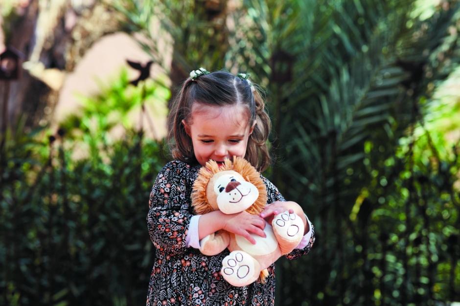 Марокко с детьми