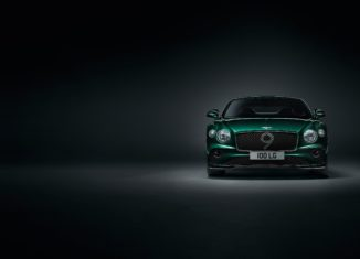 Continental GT Number 9 Edition