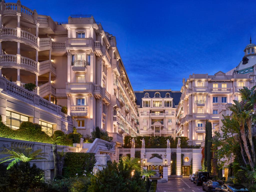 Hotel Metropol Monte Carlo