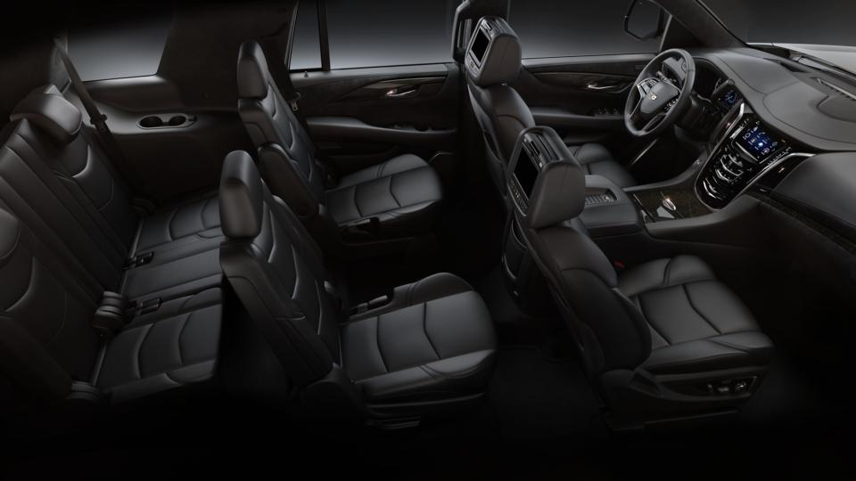Cadillac Escalade с капитанскими сидениями