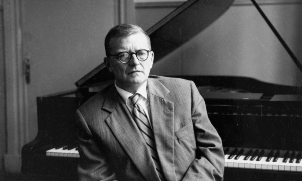 Дмитрий Шостакович, день рождения: 12(25) сентября