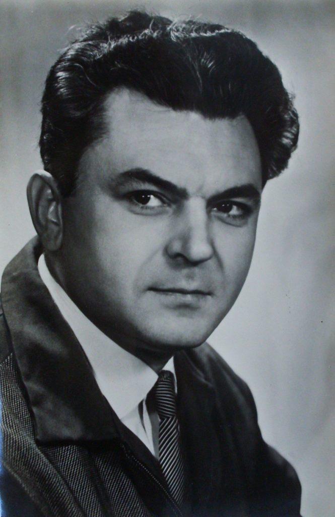 Сергей Бондарчук (старший), день рождения: 25 сентября