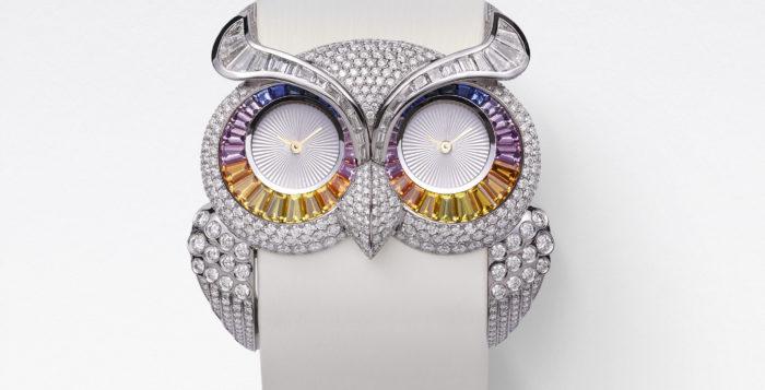 Ювелирные часы Owl